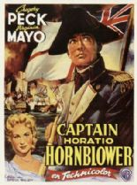 Captain Horatio Hornblower R.N 1951 DVD - Gregory Peck / Virginia Mayo